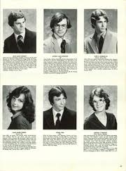 1980 high school yearbook parsippany high school aegis yearbook parsippany nj