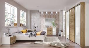 Schlafzimmer Bilder Modern Edles Komplett Schlafzimmer In Weiß Und Eiche Massiv Koga