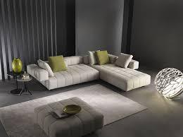 canapé d angle contemporain canapé d angle contemporain en tissu 2 places rubik by zeno