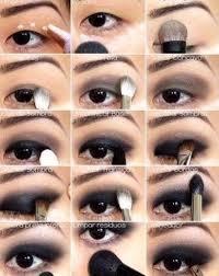 makeup tutorial bmodish middot ricerche correlate a smokey eyes black tutorial
