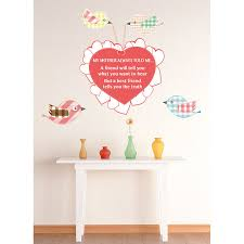 Me To You Wall Stickers Wall Sticker Medium