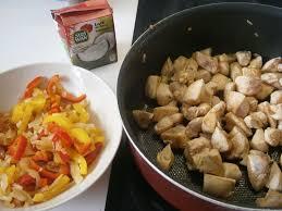 en cuisine avec coco poulet au curry et lait de coco la cuisine de mimine