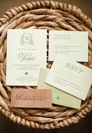 catherine nick u0027s rustic burlap and wood wedding invitations
