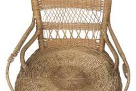 Can You Paint Wicker Chairs How To Paint Rattan To Look Natural Home Guides Sf Gate