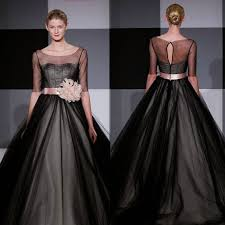 say yes to the dress black wedding dress kleinfeld black wedding dress 14759