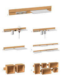 wallace shelf floor l swenyo wallace the innovative shelf system for every room in