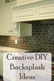 Easy Backsplash Kitchen by 5 Diy Renovations That Add Value To Your Home I Love The Sticky