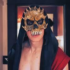 Baraka Halloween Costume Ryan Jossy Anthony Lively Bizarrelyfunny Instagram Photos