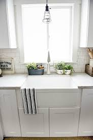 pros and cons of farmhouse sinks farmhouse sink review pros cons liz marie blog