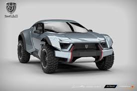 off road sports car the zarooq sand racer will cost you 100 000 supercars
