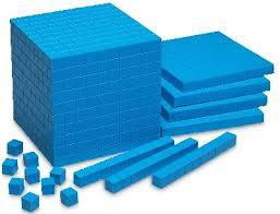 Image result for base ten blocks