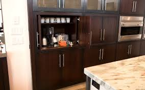 coffee kitchen cabinet ideas how to design a coffee nook in your kitchen