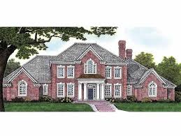 brick colonial house plans 17 best federal house images on colonial house plans