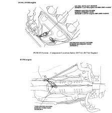 2005 honda odyssey p0420 how can i locate the o2 sensor circuit bank 1 sensor 2 on