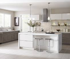 white contemporary kitchen cabinets gloss ambra truecolor high gloss white
