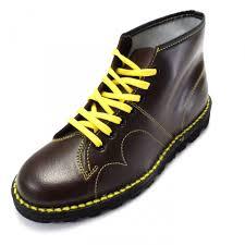 s monkey boots uk original 1970 s style oxblood leather monkey boots mazeys mod