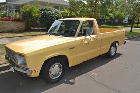 1979 Ford Truck Interior 1979 Ford Courier Pickup West Coast Truck All Original And