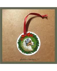 find the best deals on australian shepherd ornaments