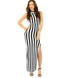cheap black and white party dresses fresh black and white