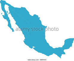 map of south america and mexico south america map mexico stock photos south america