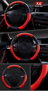 red volkswagen jetta interior red car steering wheel cover car interior decoration for
