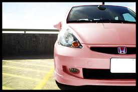 Light Pink Car Icemagazine She U0027s Gotta Have Fit Honda Designs Pink Car For Women