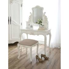 Lighted Vanity Table With Mirror And Bench Lighted Makeup Table With Mirror And Bench Furniture Wonderful For