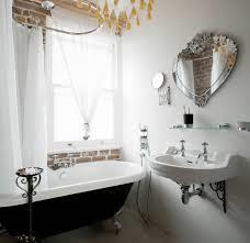 bathroom design best silver frame unique mirror bathroom decor