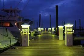 marina power and lighting marina electrical equipment