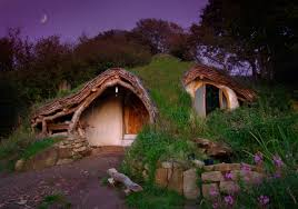 eclectic eco friendly tiny house with two lofts youtube loversiq man builds fully functional hobbit house in wales apartment interior design tiny apartment design