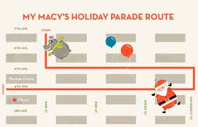 my macy s parade in seattle at downtown seattle