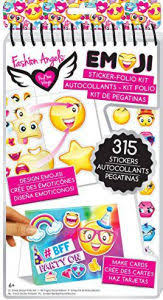 emoji compact sketch portfolio 787909120175 item barnes u0026 noble