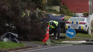 fatal crash man dies two women taken to hospital after otara