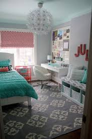 Best  Small Girls Rooms Ideas On Pinterest Small Desk For - Designs for small bedrooms for teenagers