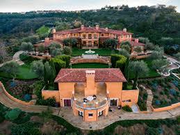 peek inside a 12 5 acre california villa for sale at 55 million