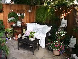 Small Backyard Privacy Ideas Triyae Com U003d Cute Small Backyard Ideas Various Design
