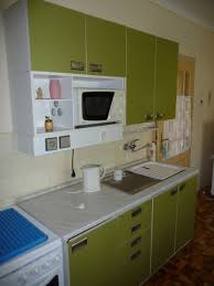kitchen contempo kitchen design ideas with light green kitchen