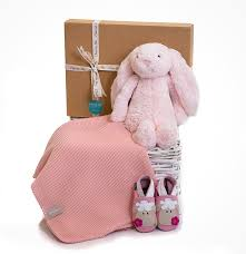 Bunny Nursery Decor Cherish Me Baby Gift Set Pink Bunny Josh Nursery