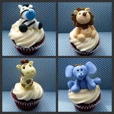 jungle animal cupcakes cutestfood com