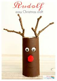 Easy Christmas Crafts For Toddlers To Make - 25 unique reindeer craft ideas on pinterest easy kids christmas