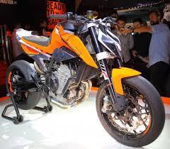 Ktm D Ktm 790 Duke Concept On Show At Milan Bikesport News