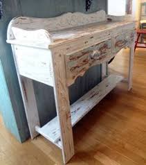 Rustic Buffet Tables by Rustic Buffet Table For Under My Window In The Kitchen For The