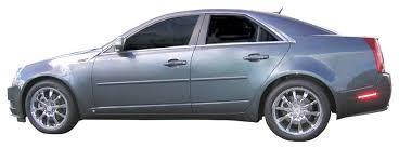 2008 2011 cadillac cts paint body side moldings sedan u0026 wagon