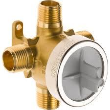 delta r11000 3 6 setting diverter rough flush valves amazon com