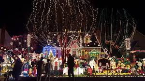 christmas lights richmond va tacky light tour 2017 in richmond virginia hosted by camryn limousine