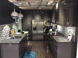 dark grey kitchen cabinets stunning home design