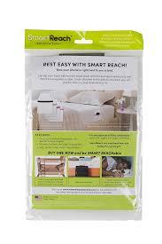 amazon com smart reach bed pocket storage organizer for smart
