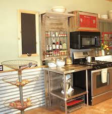 Kitchen Cabinet Door Spice Rack Old Weathered Door Spice Rack Repurposed Life