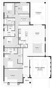 7 Bedroom Floor Plans Floor Plan For A Four Bedroom House Fujizaki