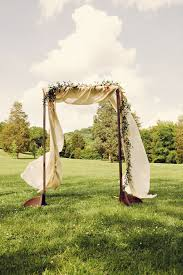 wedding arches how to make make your own wood alter altar flowers and ceremony design by